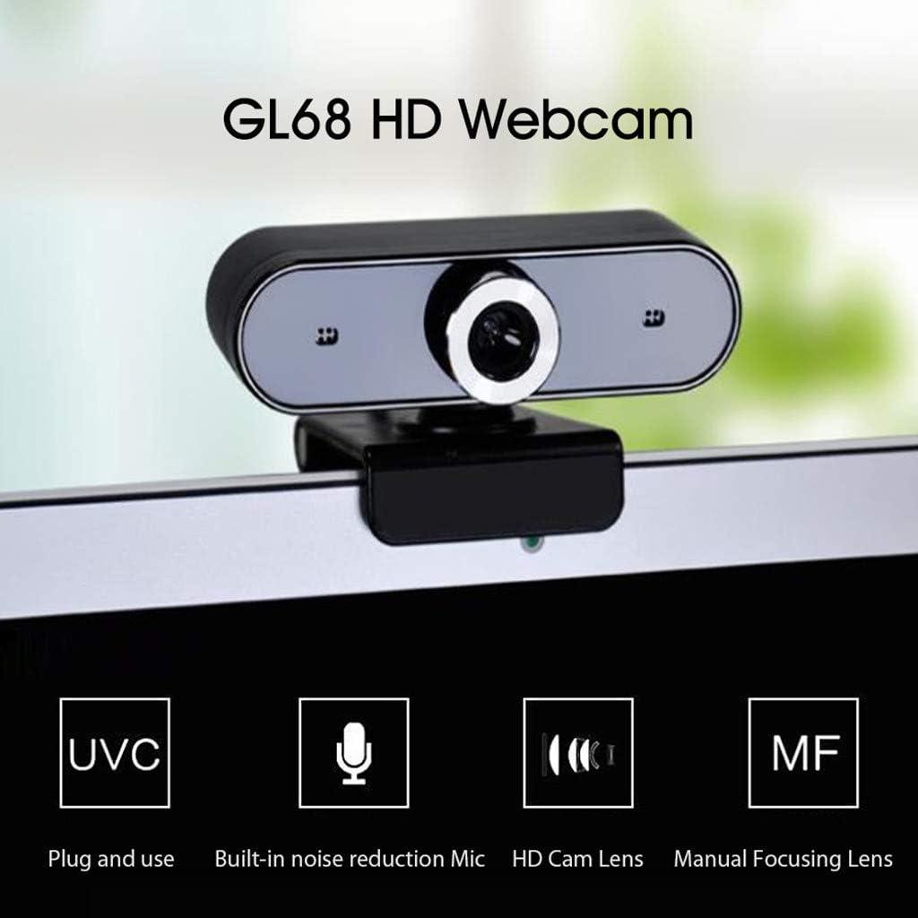 A Fabal 1 Million Pixel Autofocus Webcam Built-in Microphone USB ...