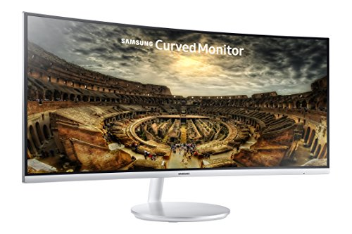 Samsung CF791 Series 34-inch Curved Widescreen Monitor - Samsung Series Ultra