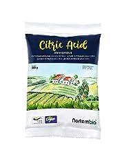 Nortembio Kwas Cytrynowy 500 g. Bezwodny Proszek. 100% Czysty. Do produkcji Produktów Ekologicznych.