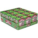 Peppermint Flavored Candy Cane Edible Shot Glass 1.76oz x 12 glasses (a 12 pack)
