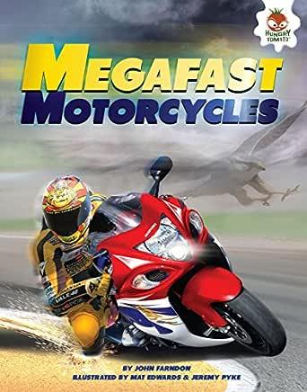 Megafast Motorcycles (English Edition) eBook: John Farndon ...