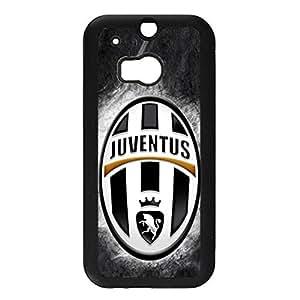 Juventus Football Club Phone Case for Htc One M8 Serie A Retro Creative Juventus Logo Custom Plastic Htc One M8 Phone Back Case