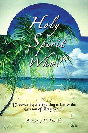 Holy Spirit Who?
