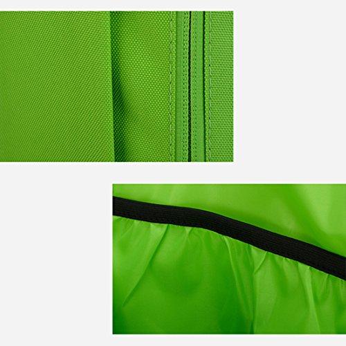 Kleiner Rucksack für Jungen und Mädchen. Zum Reiten, Klettern, Reisen, Casual Nylon, 1 Stück grün