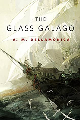 book cover of The Glass Galago