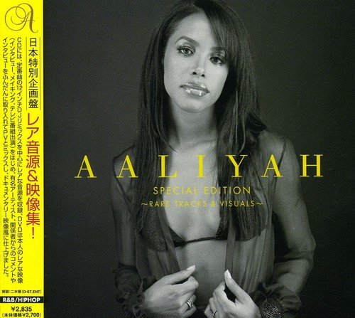 Special Edition - Rare Tracks - Aaliyah