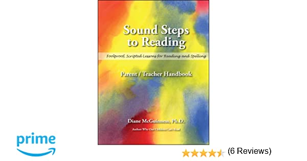 Sound Steps to Reading (Handbook): Parent/Teacher Handbook: Diane ...