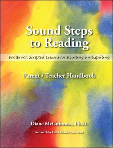 Sound Steps to Reading (Handbook): Parent/Teacher Handbook: Diane ...
