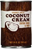 Trader Joe's Coconut Cream, 14 oz. (2 Pack)