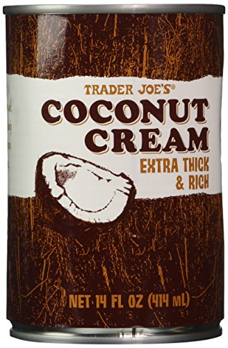 Image result for trader joe's coconut cream
