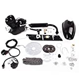 Kinbelle 80cc 2 Stroke Engine Motor Kit Motorized Bicycle Bike Fuel Gas Powered