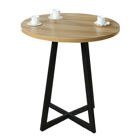 Xu-table Mesa Redonda, Comedor Escritorio de Oficina- Mesa de ...