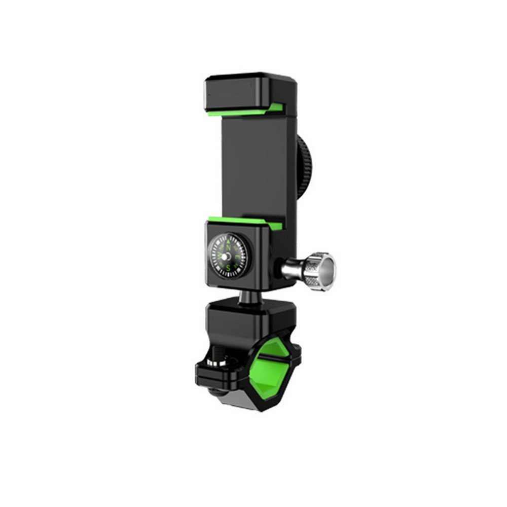 Rumfo Bicycle Phone Stand + Compass Riding Waterproof Navigation for