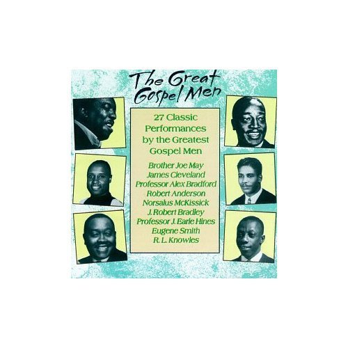 Cover of Great Gospel Men