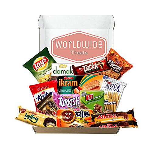 Turkish Snack Mix Package by WorldwideTreats