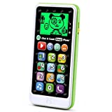 LeapFrog Chat & Count Emoji Phone, Green (English Version)
