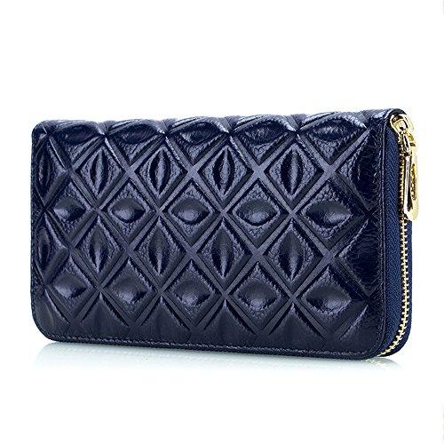 women-handbag-fashion-long-wallet-zip-leather-phone-holder-card-case-blue