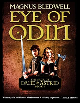 book cover of Eye Of Odin