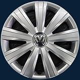 hubcaps vw - Genuine OEM VW Hub Cap Jetta-Sedan 2011-2014 9-Spoke Cover Fits 15-Inch Wheel