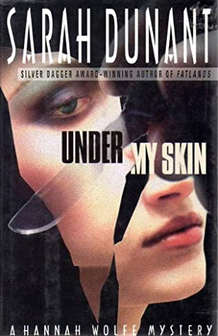 book cover of Under My Skin