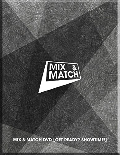 iKON - iKON - MIX & MATCH DVD [GET READY? SHOWTIME!] 2Discs + Photobook + Photocard + Sticker + Extra Gift Photocards Set (Ikon Mix And Match compare prices)