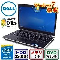 DELL Latitude E6430s [P19S] -32bit Core i5 2.6GHz 4GB 320GB ハイパー14.1インチ(B0608N071)の商品画像