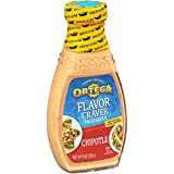 Ortega Flavor Craver Taco Sauce, Chipotle, 8 Ounce (Pack of 12)