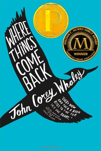 Where Things Come Corey Whaley