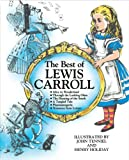 Image of The Best of Lewis Carroll (Alice in Wonderland, Through the Looking Glass, The Hunting of the Snark, A Tangled Tale, Phantasmagoria, Nonsense from Letters)