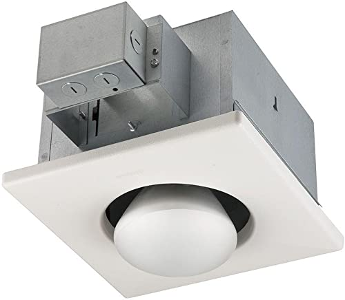 Bewox 4 inch Toilet Bathroom Extractor Fan Window Wall Ceiling Ventilation Exchaust Fan 94m h