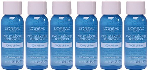 L'oreal Paris Oil-Free Eye Makeup Remover, 1 ounce, (Pack of - 6pack Www
