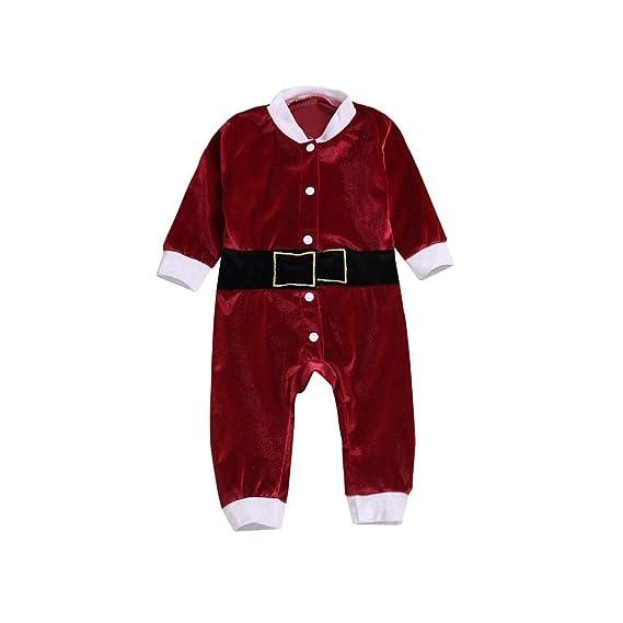 Disfraz Bebe Niña Niño Navidad Conjunto 6 Meses a 2 años ...