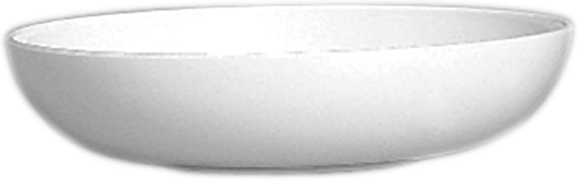 "Syndicate Sales 6"" Designer Dish, White"