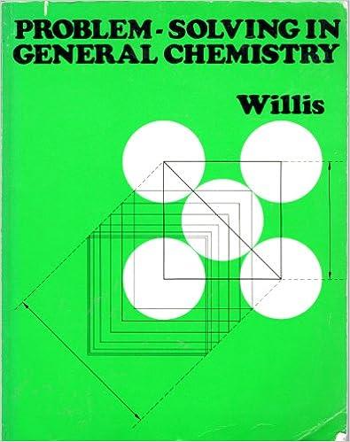 e books online problem solving in general chemistry  problem solving in general chemistry