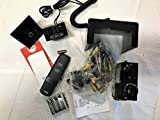 HPC Skytech Fireplace Gas Log Natural Gas Variable Flame High/Low Gas Valve Kit withHand Held Remote Kit