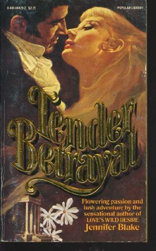 book cover of Tender Betrayal