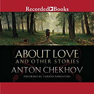 About Love and Other Stories Audiobook