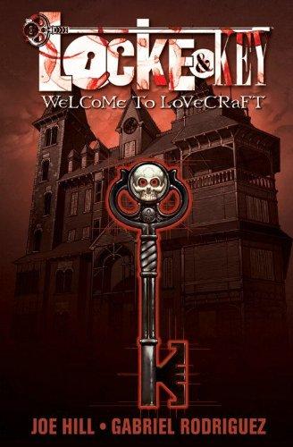 """Locke And Key - Welcome to Lovecraft"" av Joe Hill"