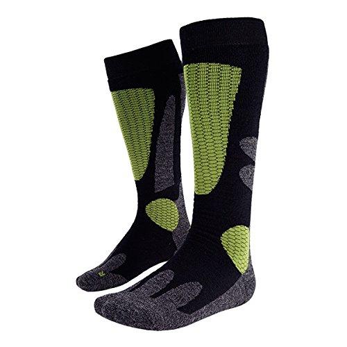 PAC Functional Socks Classic Ski Warm + Women Socken - Lime