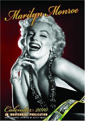 Marilyn Monroe 2010 Wall Calendar 36D-10