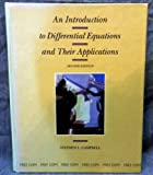 An Introduction to Differential Equations and Their Applications, Campbell, Stephen L., 0534094686