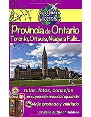 Provincia de Ontario: Toronto, Ottawa, Niagara Falls...