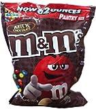 M&M's エムアンドエムズ ミルクチョコレートプレイン 62oz 1757g