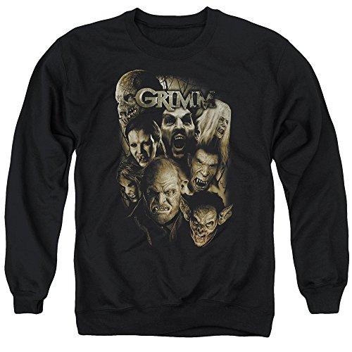 Grimm - Wesen Adult Crewneck Sweatshirt