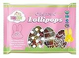 TruJoy Sweets Organic Bunny Lollipops 1 Bag