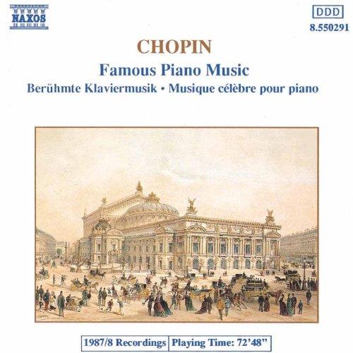 Chopin: Famous Piano Music