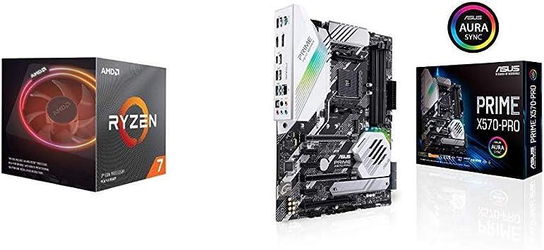 Amd Ryzen 4ghz Am4 36mb Cache Wraith Prism Computers Accessories