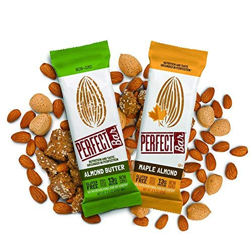 Perfect 2.3 Bar Original Refrigerated Free Protein Bar Almond Butter Variety Gluten Pack 13g Whole Food Protein Gluten Free and Non-GMO 2.3 Oz. Bar (24 bars) [並行輸入品] B07N4M6WKX, ホログラムショップ ダンフォルム:3fcdc872 --- ijpba.info