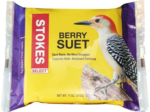 Stokes Select STK8022-12 Berry Suet (12 cakes)