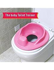 Asiento de entrenamiento para inodoro para niños
